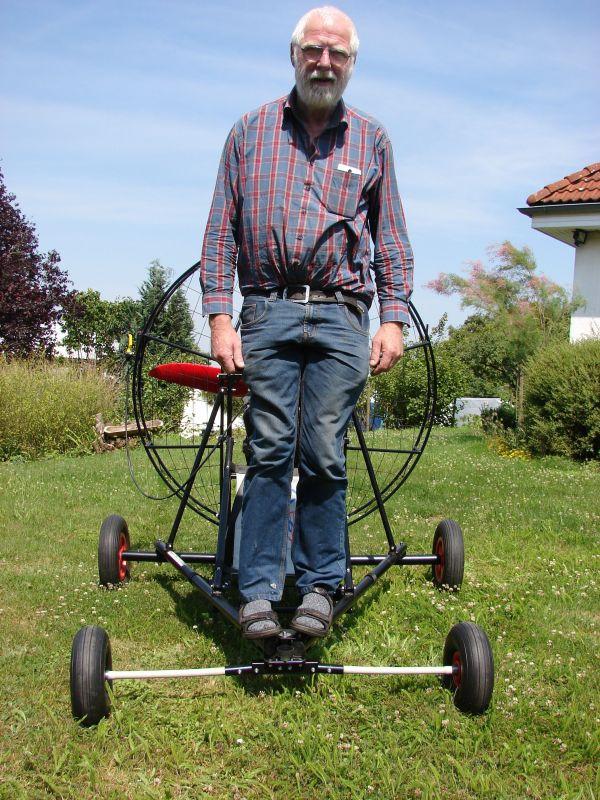 Paramotor Quad